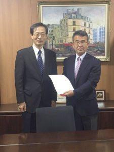 Prof. Kawamoto