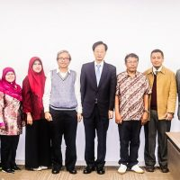 Trisakti University訪問
