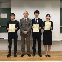 平成29年度エネルギー社会・環境科学専攻修士1回生研究報告会