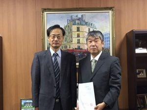 藤本先生昇任